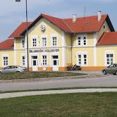 Железнодорожная станция  Požega