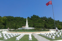SoganlIdere Sehitligi, Canakkale, Turkey