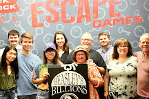 Tick Tock Escape Rooms, Overland Park, United States