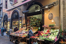 Mercato di Mezzo, Bologna, Italy