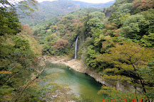 Mikaeri Waterfalls, Nasushiobara, Japan