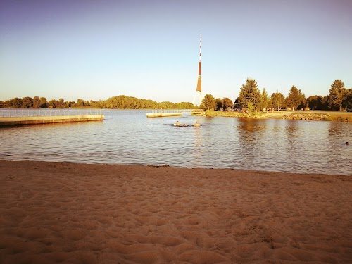Daugava Outdoor Swimming