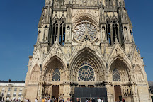Cathedrale Notre-Dame de Reims, Reims, France