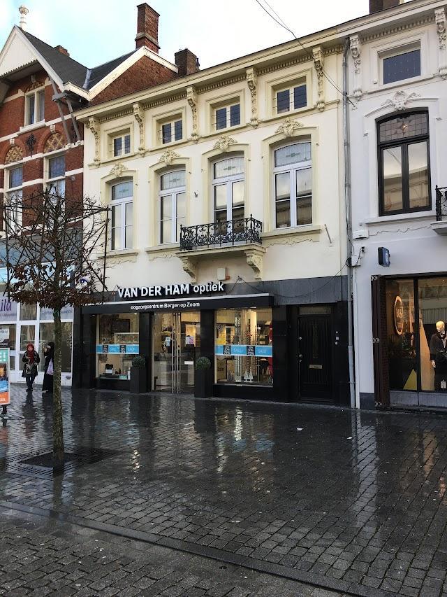 Oogzorgcentrum van der Ham optiek Bergen op Zoom