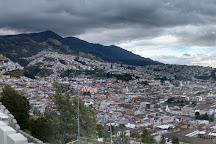 El Panecillo, Quito, Ecuador