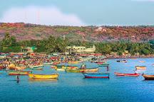 Anjarle Beach, Anjarle, India