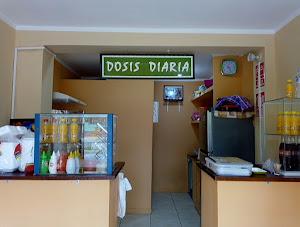 DOSIS DIARIA CAFETERIA 0