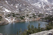 Lake of Glass, Rocky Mountain National Park, United States