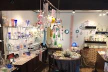 Shikemichi Glass Gallery, Nagoya, Japan