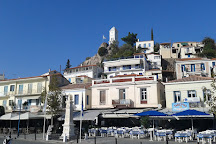 Monument to the Fallen Heroes, Poros, Greece