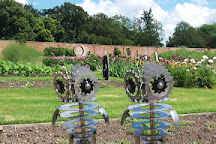 The Walled Gardens at Croome Court, Severn Stoke, United Kingdom