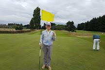 Christchurch Golf Club, Christchurch, New Zealand