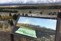 Teton Point Turnout, Grand Teton National Park, United States