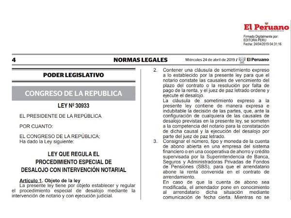Revista Actualidad Notarial Y Registral
