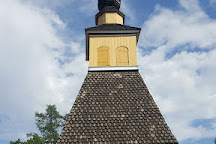 Snappertunan kirkko, Raseborg Municipality, Finland