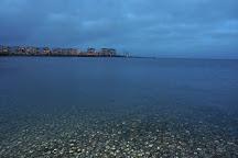 Svanemoelle Beach, Copenhagen, Denmark