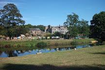 Abbey of Bon-Repos, Saint-Gelven, France