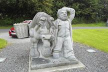 Belvedere House Gardens & Park, Mullingar, Ireland