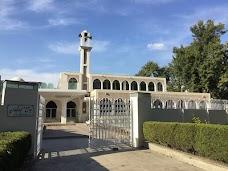 Mujaddiya Masjid islamabad