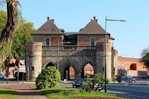 Porte de Valenciennes, Douai, France