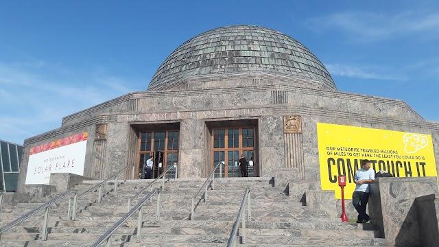 Adler Planetarium & Astronomy Msm
