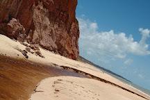 Japara Beach, Cumuruxatiba, Brazil