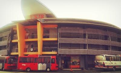 Terminal Bas Ekspres Ukir Square Sungai Petani