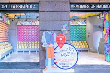 Memories of Madrid Tortilla Espanola, Madrid, Spain