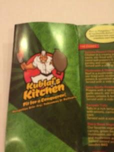 Kublai's Kitchen islamabad