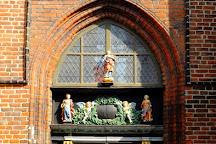 St. Jakobi Kirche, Stralsund, Germany
