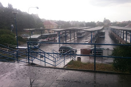 Автобусная станция   Třebíč