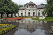 Koniglicher Kurgarten Bad Reichenhall, Bad Reichenhall, Germany