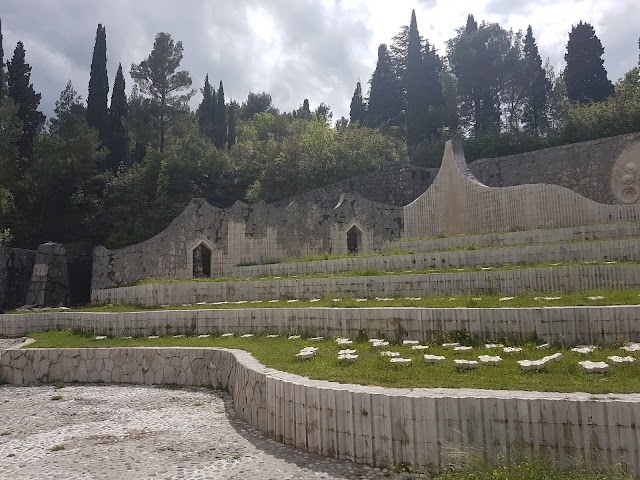Partisan Cemetery