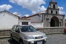 Iglesia de Balbanera, Riobamba, Ecuador