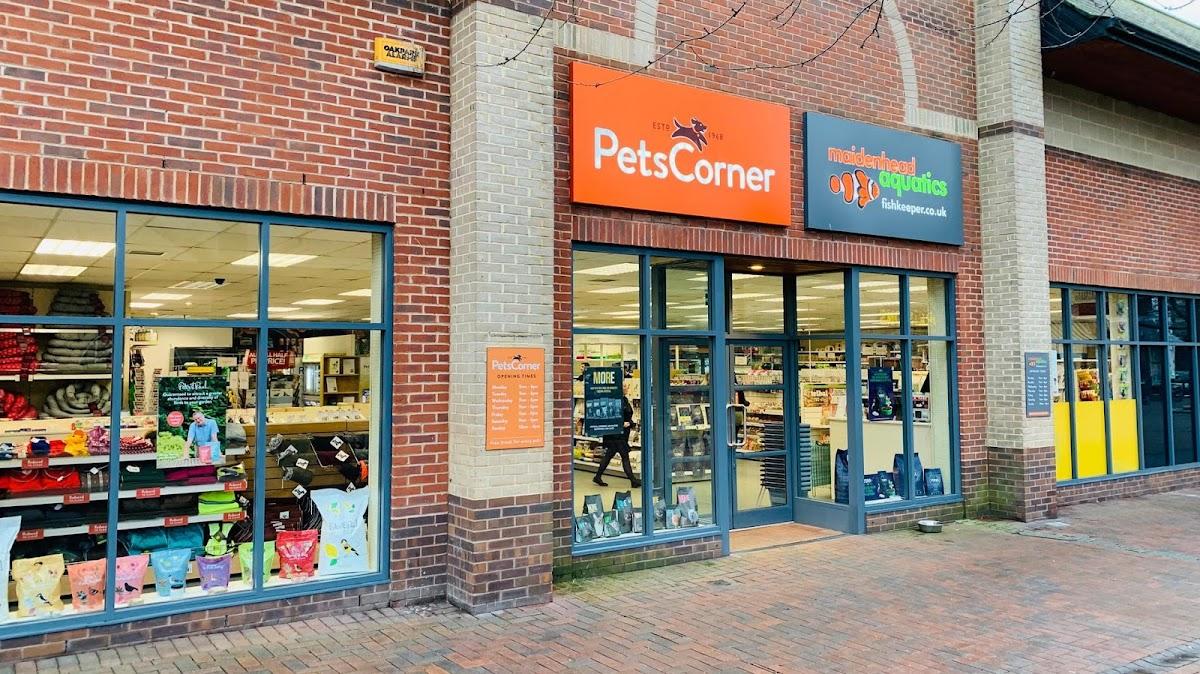 Pets Corner Gosport store