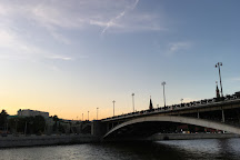 Bolshoy Kamenny Bridge (Greater Stone Bridge), Moscow, Russia