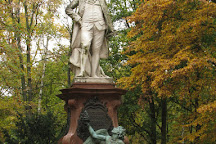 Lessing-Denkmal, Berlin, Germany