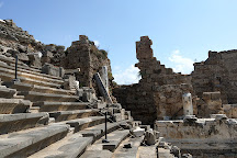 Ancient Theater, Side, Turkey