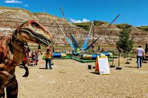 Cactus Coulee Fun Park, Drumheller, Canada