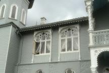 Lysoen and Ole Bull's Villa, Bergen, Norway