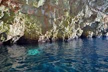 Green Cave, Vis, Croatia