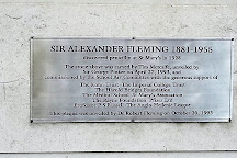 Alexander Fleming Laboratory Museum, London, United Kingdom