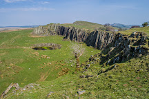 Walltown Crags - Hadrian's Wall, Hexham, United Kingdom
