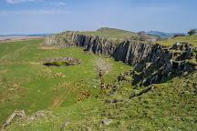 Walltown Crags - Hadrian's Wall, Hexham, United Kingdom
