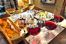 Oregon Wines on Broadway, Portland, United States