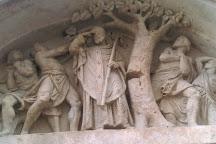 Abbaye de Saint Martin d'Ainay, Lyon, France