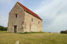St Peter's Chapel, Bradwell on Sea, United Kingdom