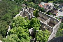 Burgruine Rauhenstein Castle, Baden, Austria