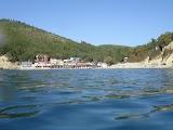Гальковий пляж Джанхот