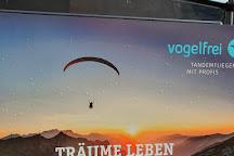 Vogelfrei Tandemfliegen mit Profis, Oberstdorf, Germany